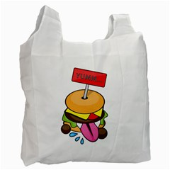 Burgeryumm Recycle Bag (two Sides)