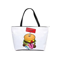 Burgeryumm Large Shoulder Bag