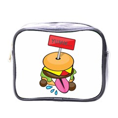 BurgerYUMM Mini Travel Toiletry Bag (One Side)
