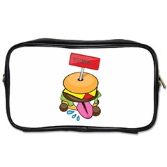 BurgerYUMM Travel Toiletry Bag (One Side)