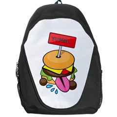 BurgerYUMM Backpack Bag