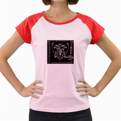 6 Set New Logo Women s Cap Sleeve T-Shirt (Colored)
