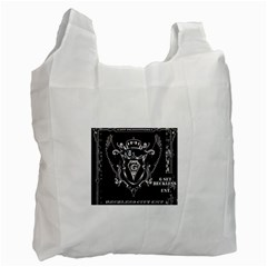 6 Set New Logo Recycle Bag (One Side)