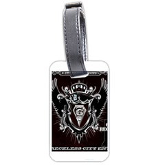 6 Set New Logo Luggage Tag (one Side)