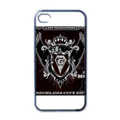 6 Set New Logo Apple Iphone 4 Case (black)