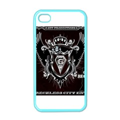 6 Set New Logo Apple iPhone 4 Case (Color)