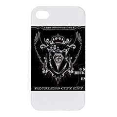 6 Set New Logo Apple Iphone 4/4s Hardshell Case