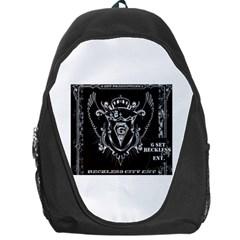 6 Set New Logo Backpack Bag