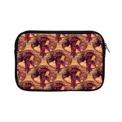Donna Orechini By Alphonse Mucha Apple iPad Mini Zipper Case