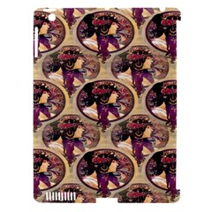 Donna Orechini By Alphonse Mucha Apple iPad 3/4 Hardshell Case (Compatible with Smart Cover)