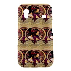 Donna Orechini By Alphonse Mucha Samsung Galaxy Ace S5830 Hardshell Case
