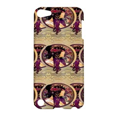 Donna Orechini By Alphonse Mucha Apple iPod Touch 5 Hardshell Case