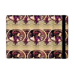 Donna Orechini By Alphonse Mucha Apple iPad Mini Flip Case