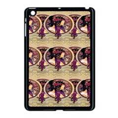 Donna Orechini By Alphonse Mucha Apple iPad Mini Case (Black)