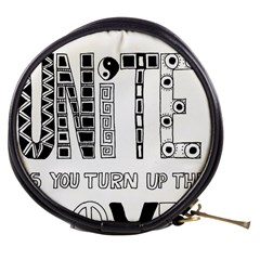 Watch The World Unite As You Turn Up The Love Mini Makeup Case
