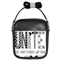 Watch The World Unite As You Turn Up The Love Girl s Sling Bag