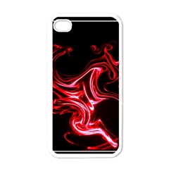 Red Dragon Apple Iphone 4 Case (white)