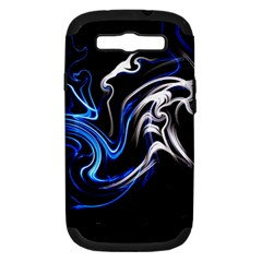 S15a Samsung Galaxy S III Hardshell Case (PC+Silicone)