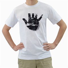 Tshirt Design 560 Mens  T-shirt (White)