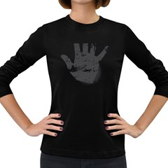 Tshirt Design 560 Womens' Long Sleeve T Shirt (dark Colored)