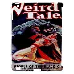 Weird Tales Volume 24 Number 03 September 1934 Apple iPad 3/4 Hardshell Case (Compatible with Smart Cover)