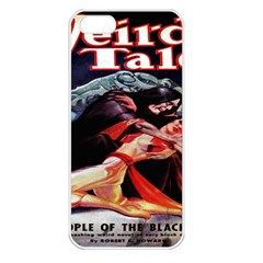 Weird Tales Volume 24 Number 03 September 1934 Apple iPhone 5 Seamless Case (White)