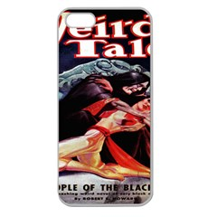 Weird Tales Volume 24 Number 03 September 1934 Apple Seamless iPhone 5 Case (Clear)