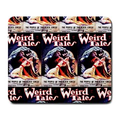 Weird Tales Volume 24 Number 03 September 1934 Large Mouse Pad (Rectangle)