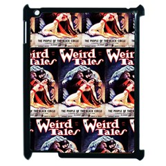 Weird Tales Volume 24 Number 03 September 1934 Apple iPad 2 Case (Black)