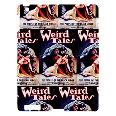 Weird Tales Volume 24 Number 03 September 1934 Apple iPad 3/4 Hardshell Case
