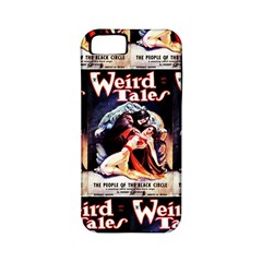 Weird Tales Volume 24 Number 03 September 1934 Apple iPhone 5 Classic Hardshell Case (PC+Silicone)