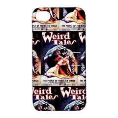 Weird Tales Volume 24 Number 03 September 1934 Apple iPhone 4/4S Hardshell Case with Stand
