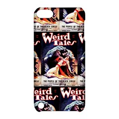 Weird Tales Volume 24 Number 03 September 1934 Apple iPod Touch 5 Hardshell Case with Stand