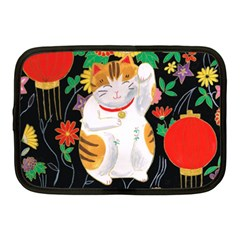 Maneki Neko Netbook Case (Medium)
