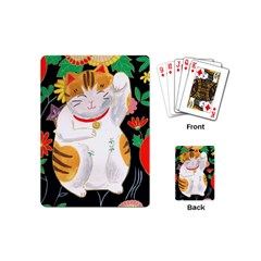 Maneki Neko Playing Cards (mini)