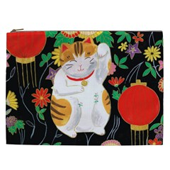 Maneki Neko Cosmetic Bag (xxl)