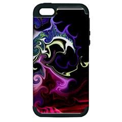 Da1 Apple Iphone 5 Hardshell Case (pc+silicone)