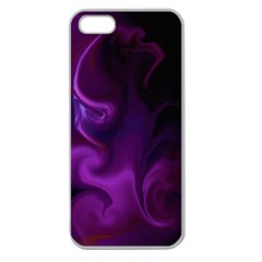 L32 Apple Seamless Iphone 5 Case (clear)