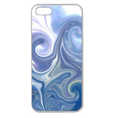 L39 Apple Seamless Iphone 5 Case (clear)