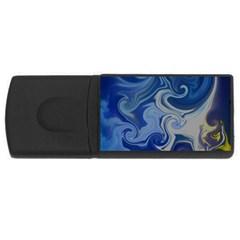 L44 4GB USB Flash Drive (Rectangle)