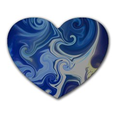 L44 Mouse Pad (Heart)