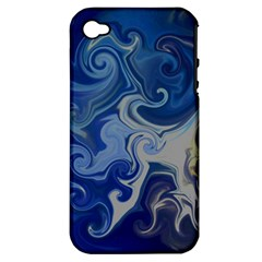 L44 Apple Iphone 4/4s Hardshell Case (pc+silicone)