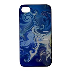 L44 Apple iPhone 4/4S Hardshell Case with Stand