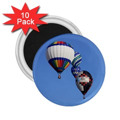 balloons 070 2.25  Button Magnet (10 pack)