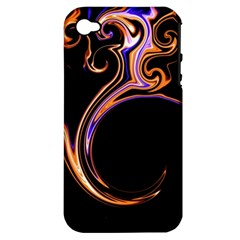 L45 Apple Iphone 4/4s Hardshell Case (pc+silicone)