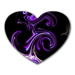 L49 Mouse Pad (Heart)