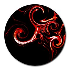 L47 8  Mouse Pad (round)