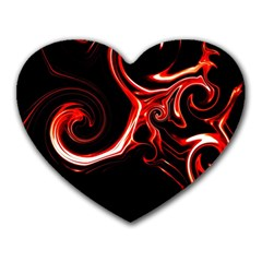 L47 Mouse Pad (Heart)