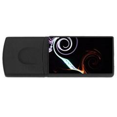 L46 1GB USB Flash Drive (Rectangle)