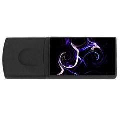 L42 2GB USB Flash Drive (Rectangle)